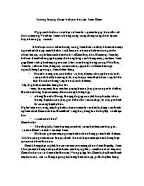 Ngữ văn 10 - Tưởng tượng đoạn kết của truyện