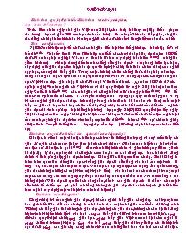 Văn mẫu: Thuyết trình về ngày nhà giáo Việt Nam 20 / 11